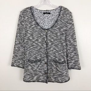 41 Hawthorn Stitch Fix Button Front Lined Cardigan